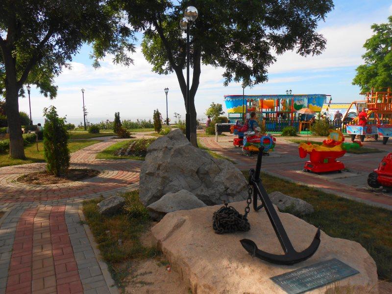 Приморский парк Ейск мини гостиница У азовского моря 2
