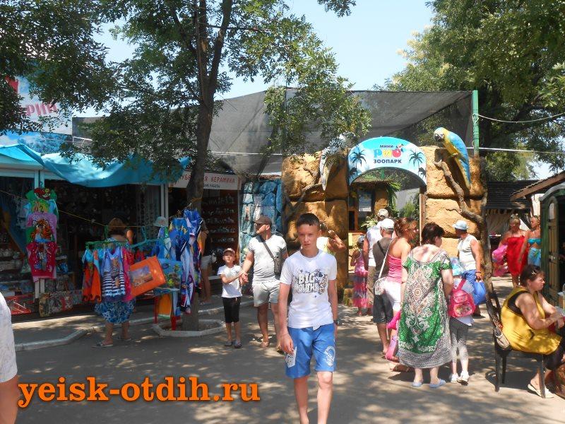 зоопарк рио 2