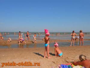 Пляж Каменка 1