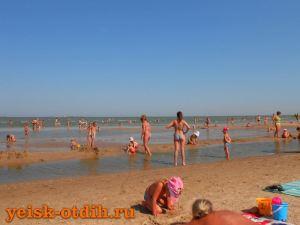 Пляж Каменка 3
