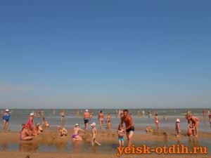 Пляж Каменка 4