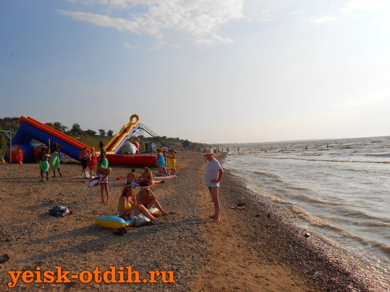 Пляж Каменка 6 ейск 249