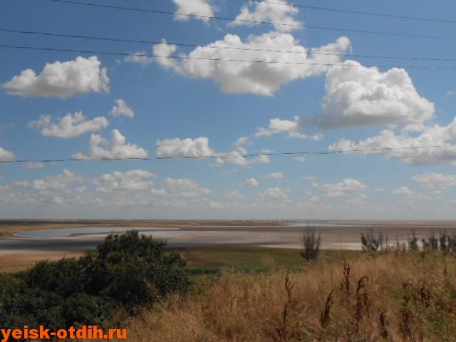 экскурсия на ханское озеро