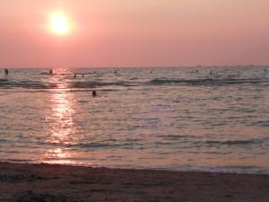 азовское море ейск пляж каменка