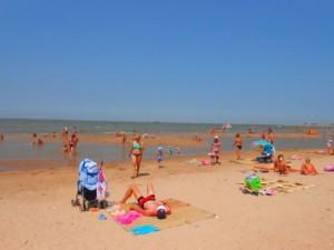 отзывы о пляже каменка в ейске