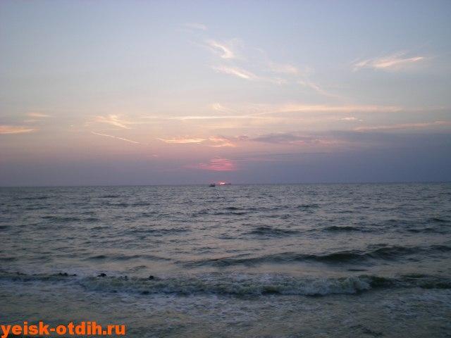 129 Азовское море Ейск