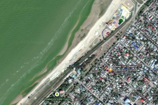 140 Пляж Каменка Песчаная часть