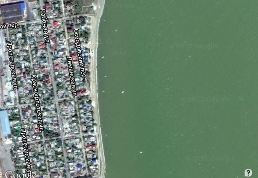 142 Пляж ул. Рабочая, Лиманская