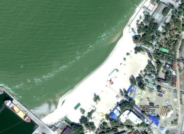 143 Центральный пляж ейска