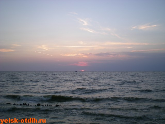 144 Азовское море ейск