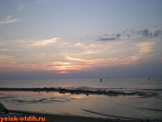 145 Ейск пляж каменка азовское море
