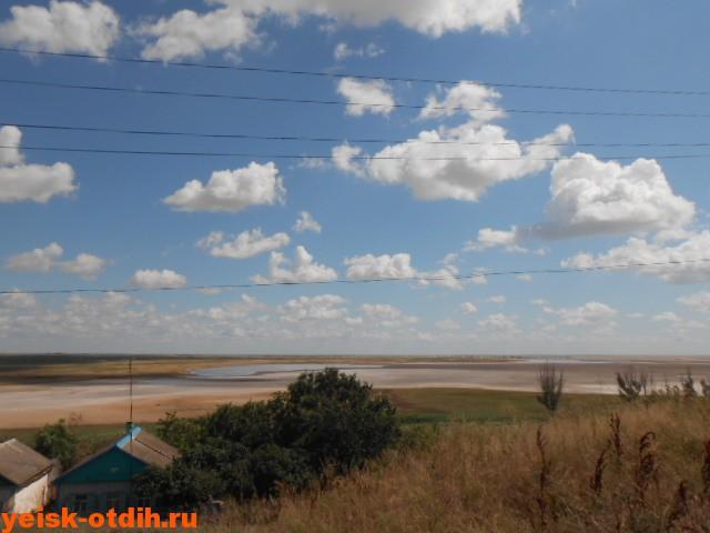 ханское озеро вид