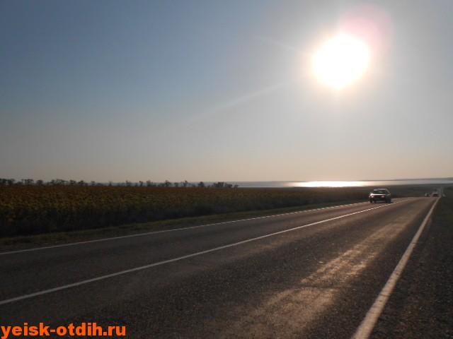 ханское озеро фото