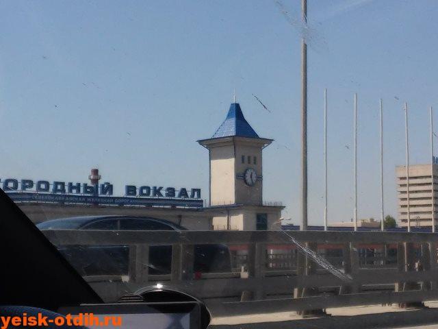 пригородный вокзал Ростова