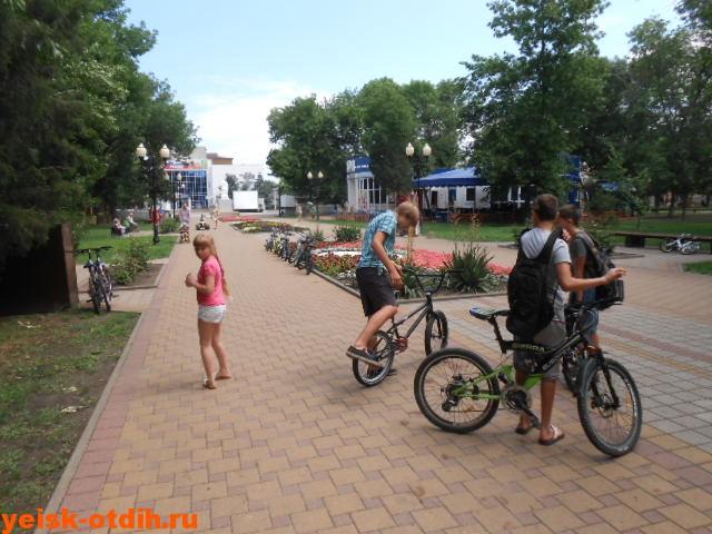 велопрокат ейск прокат велосипедов и роликов