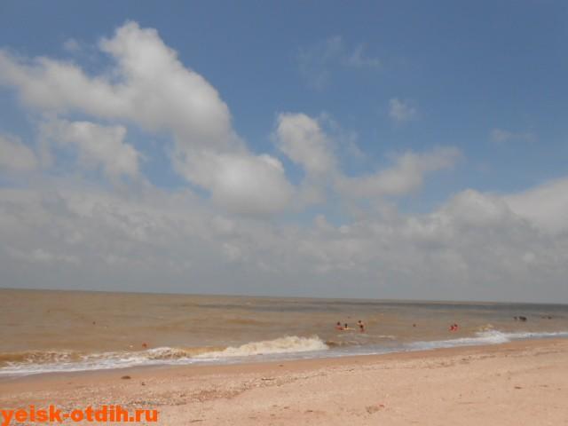 должанская азовское море коса долгая