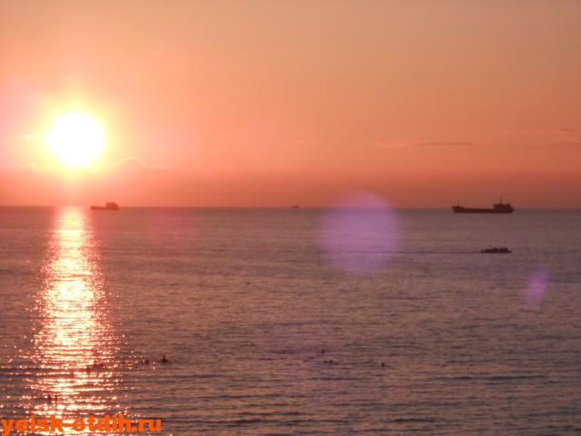 ейск отдых азовское море