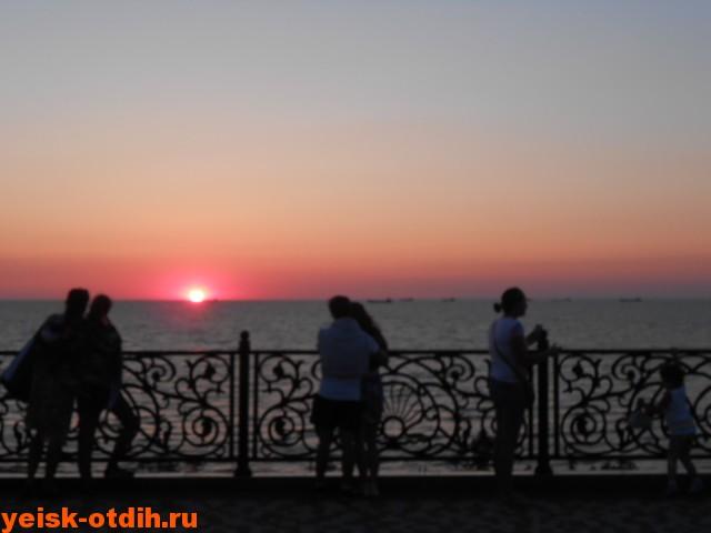 ейск набережная азовское море таганрогский залив