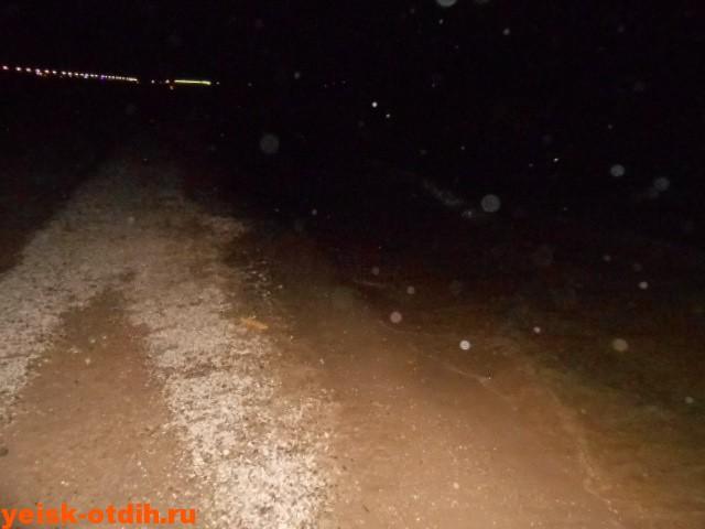 азовское море ночью