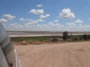 поездка на ханское озеро