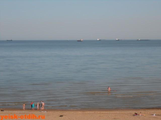 фото ейских пляжей