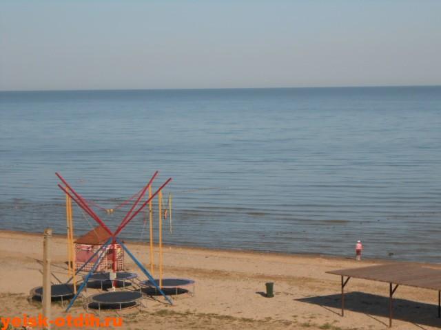 ейский пляж