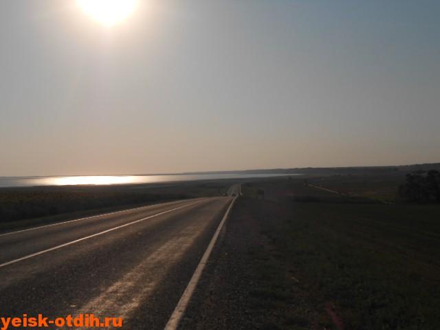 фотографии ханского озера