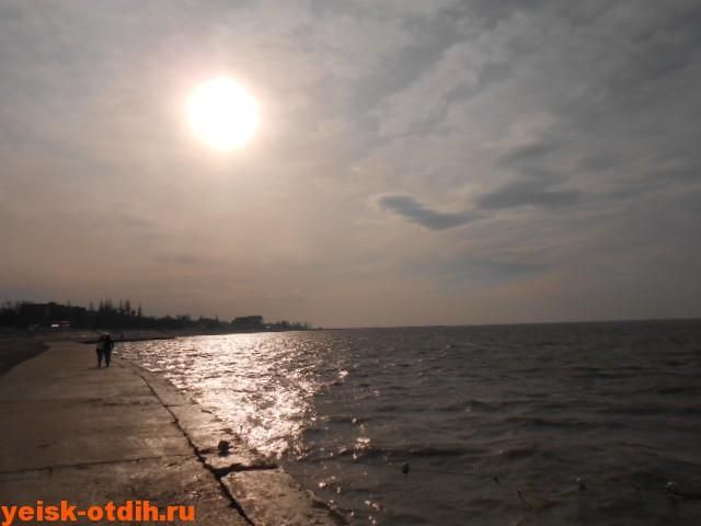 приморско ахтарск море пляж