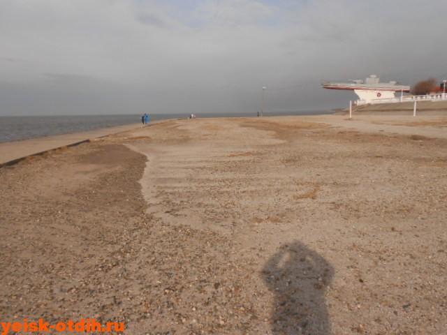 приморско-ахтарск пляж галька