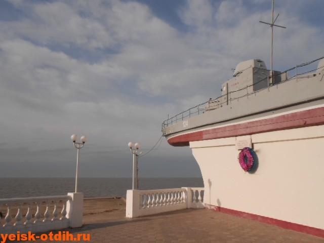 приморско ахтарск набережная катер