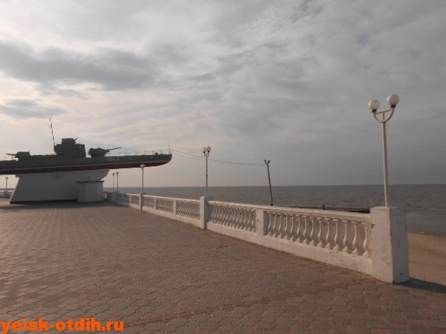 приморско ахтарск берег моря