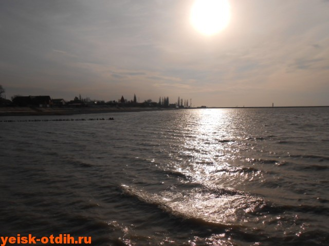 приморско-ахтарск море азовское