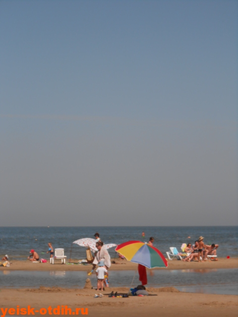 ейск песчаный пляж каменка