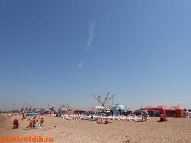 ейск таганрогский залив пляж