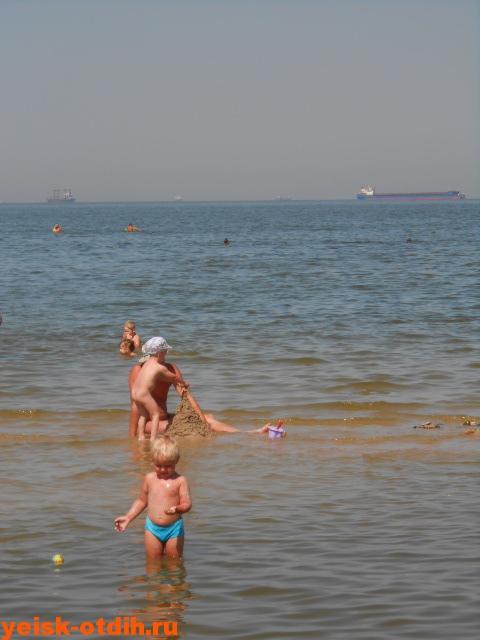 азовское море ейск