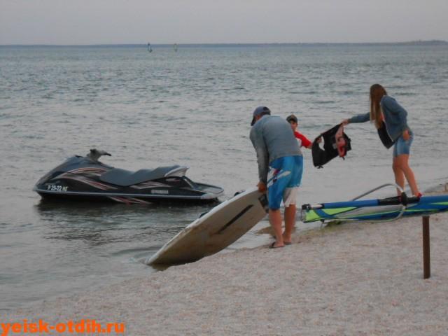 серфинг в ейске прокат досок