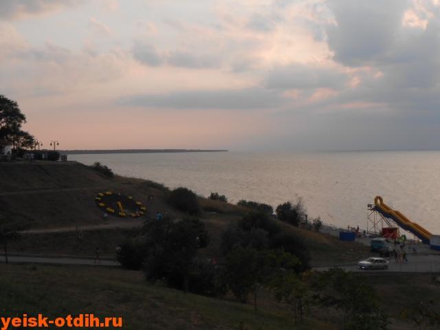 ейск вид на таганрогский залив