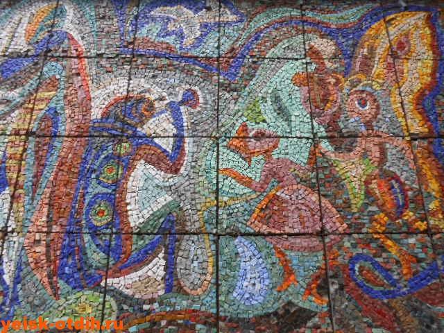мозаика в ейске