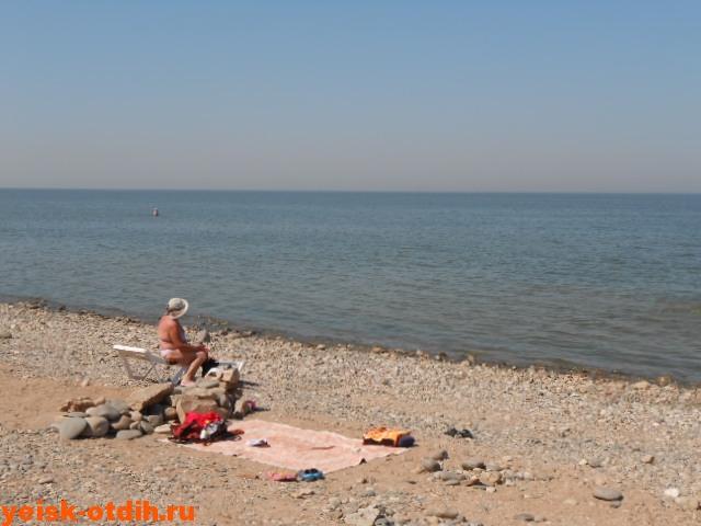 дикие пляжи города ейска