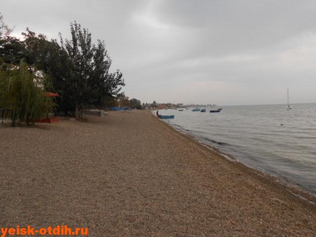 дикий пляж в ейске