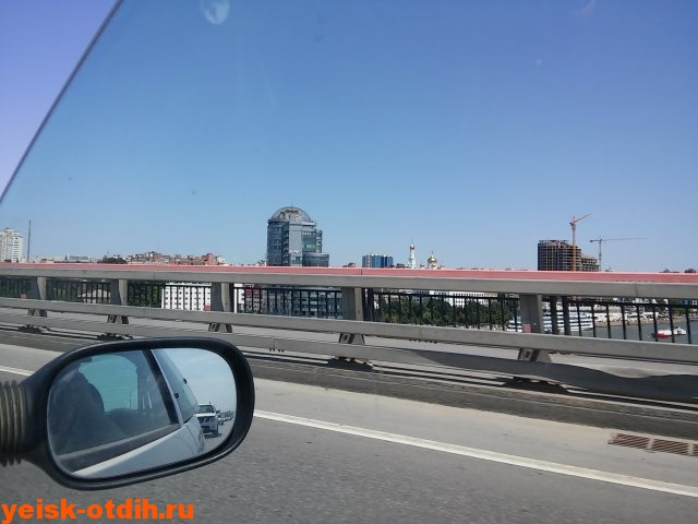 ростов мост через дон
