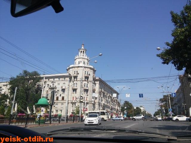 экскурсия из Ейска в Ростов