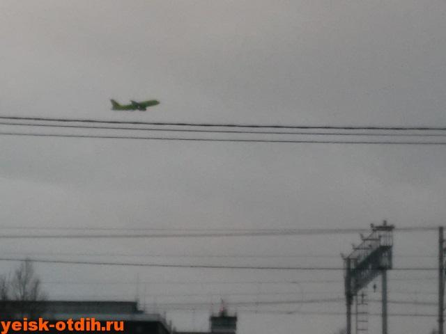 самолет из москвы в ейск