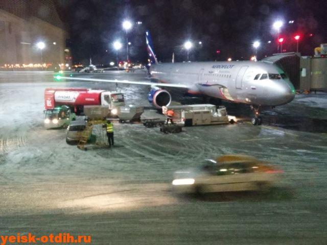 из Петербурга в ейск самолетом