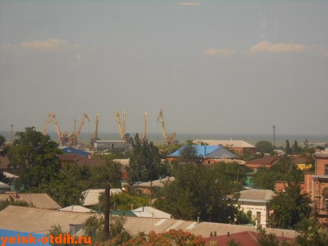 морской порт ейска