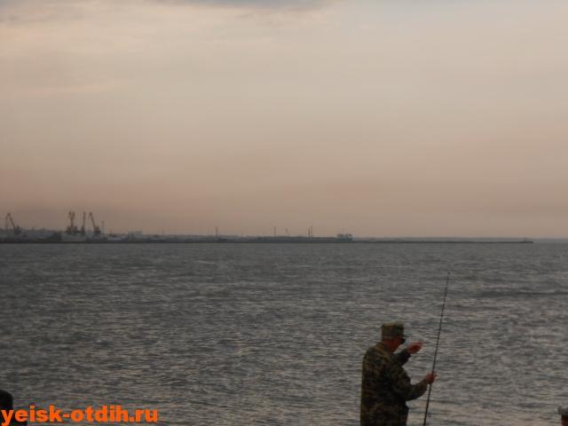 где ловить рыбу в ейске