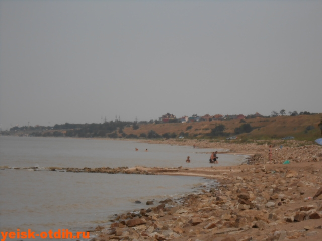 рыбалка на пляже обрыв
