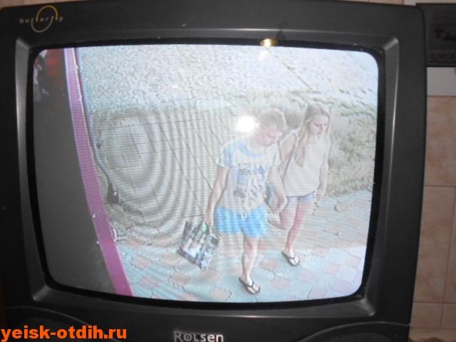 видеонаблюдение в гостинице