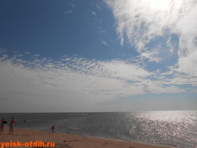 красоты азовского моря