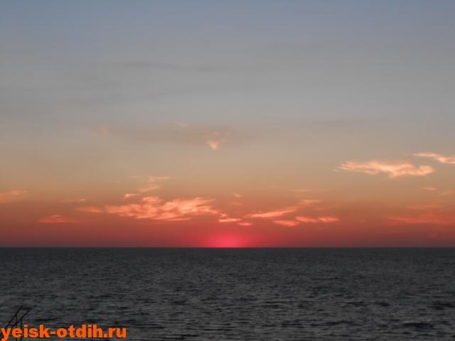 Азовское море поехать отдыхать